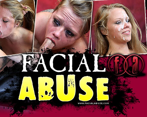 Facial Abuse Starring Brittney Cruise
